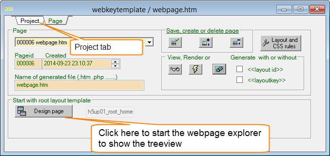 webkeytemplate